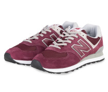 Sneaker ML574 - BORDEAUX