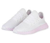 Sneaker DEERUPT RUNNER - WEISS/ ROSA