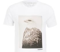 T-Shirt SANYON - weiss