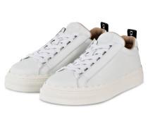 Plateau-Sneaker LAUREN - WEISS