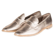 Loafer - SILBER METALLIC