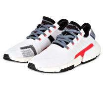 Sneaker POD-S3.1 - WEISS/ SCHWARZ