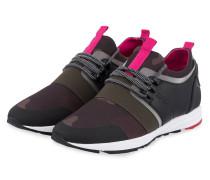 Sneaker - KHAKI/ GRÜN/ BRAUN