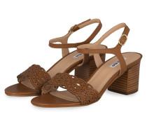 Sandaletten JELLA - COGNAC