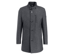 Mantel GILMAN mit abnehmbarer Blende