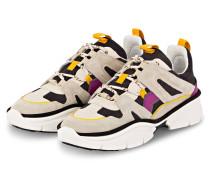 Sneaker KINDSAY - ANTHRAZIT/ BEIGE