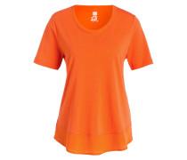 T-Shirt - orangerot