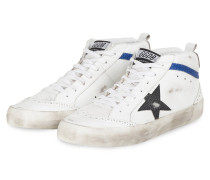 Hightop-Sneaker MID STAR - WEISS