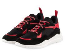 Sneaker CALUM - SCHWARZ/ ROT