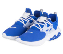 Sneaker REACT PRESTO - ROYAL/ WEISS