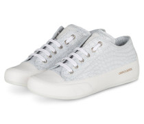 Sneaker ROCK - WEISS/ HELLGRAU