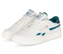 Sneaker CLUB C REVENGE - ECRU/ PETROL