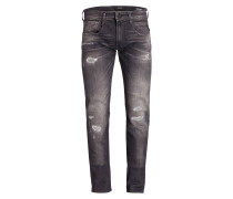 Destroyed-Jeans ANBASS Slim Fit