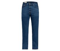 Jeans Regular Fit mit Galonstreifen