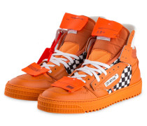Hightop-Sneaker 3.0 - ORANGE