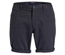 Chino-Shorts - dunkelblau
