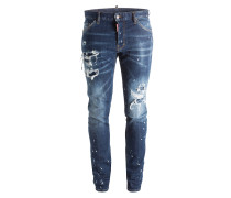 Destroyed-Jeans COOL GUY JEAN Slim-Fit