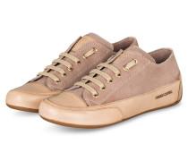 Sneaker ROCK - BEIGE/ HELLBRAUN