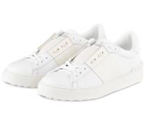 Sneaker OPEN - WEISS/ IVORY