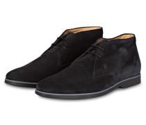 Desert-Boots - nachtblau
