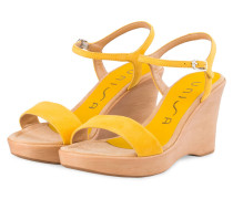 Wedges RITA - GELB
