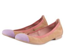 Ballerinas SHIRLEY - BEIGE/ LAVENDEL/ ROSA