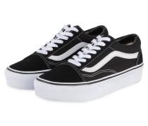 Plateau-Sneaker PLATFORM OLD SKOOL