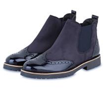 Chelsea-Boots - NACHTBLAU