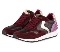 Sneaker JULIA POWER - DUNKELROT/ LILA