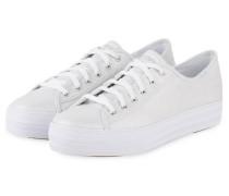Sneaker TRIPLE KICK - SILBER