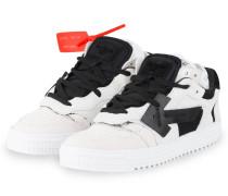 Sneaker 4.0 - CREME/ SCHWARZ