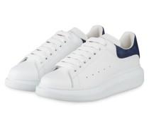 Plateau-Sneaker - WEISS/ BLAU