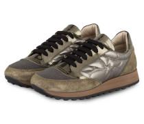 Sneaker - KHAKI/ METALLIC