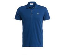 Piqué-Poloshirt Slim-Fit