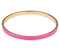 Armreif HOT TO TROT - gold/ pink