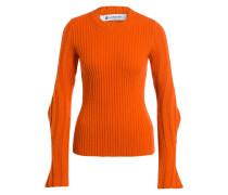 Strickpullover GIROCOLLO - orange