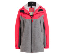 Outdoor-Jacke ELLA im Materialmix