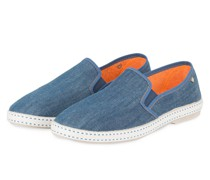 Slipper JEAN - blau