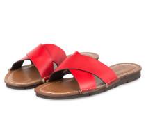 Sandalen - rot