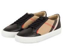 Sneaker - SCHWARZ/ BEIGE/ ROT