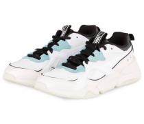 Sneaker NOVA 2 - WEISS/ SCHWARZ/ MINT
