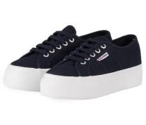 Plateau-Sneaker ACOTW - MARINE
