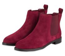 Chelsea-Boots HAANA - MERLOT
