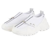 Plateau-Sneaker NAGANO - WEISS