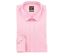 Hemd No. Six super slim - pink