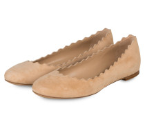 Ballerinas LAUREN - REEF SHELL
