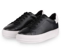 Plateau-Sneaker LANEY - SCHWARZ
