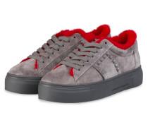 Plateau-Sneaker BIG mit Nietenbesatz