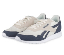 Sneaker ROYAL ULTRA - ECRU/ DUNKELBLAU