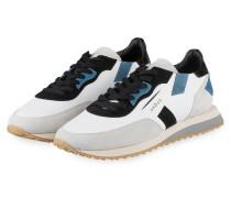 Sneaker RUSH - WEISS/ HELLGRAU/ SCHWARZ